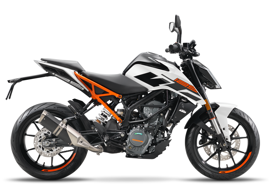 KTM 125 DUKE 2018 - KTM Naked Bike - X-Rider