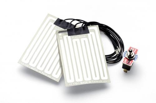 Dispositivo del riscaldamento delle manopole