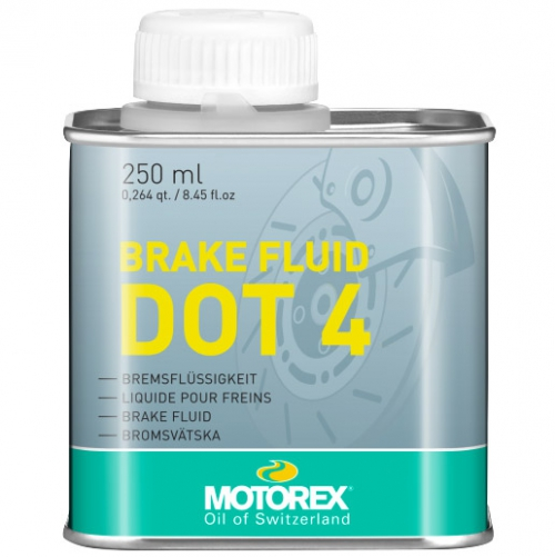 Motorex Formula Brake Fluid DOT 4 (250ml)